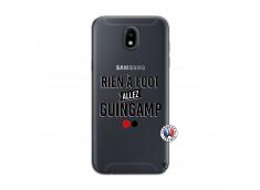 Coque Samsung Galaxy J5 2017 Rien A Foot Allez Guingamp