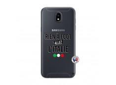Coque Samsung Galaxy J5 2017 Rien A Foot Allez L'Italie