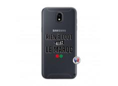 Coque Samsung Galaxy J5 2017 Rien A Foot Allez Le Maroc