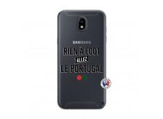 Coque Samsung Galaxy J5 2017 Rien A Foot Allez Le Portugal