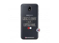 Coque Samsung Galaxy J5 2017 Rien A Foot Allez Liverpool
