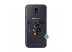 Coque Samsung Galaxy J5 2017 Rien A Foot Allez Lorient