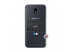 Coque Samsung Galaxy J5 2017 Rien A Foot Allez Marseille
