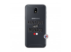 Coque Samsung Galaxy J5 2017 Rien A Foot Allez Monaco