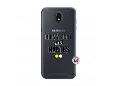 Coque Samsung Galaxy J5 2017 Rien A Foot Allez Nantes
