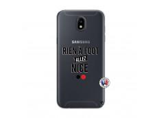 Coque Samsung Galaxy J5 2017 Rien A Foot Allez Nice