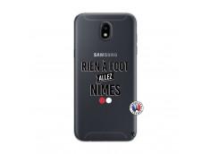 Coque Samsung Galaxy J5 2017 Rien A Foot Allez Nimes