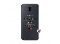 Coque Samsung Galaxy J5 2017 Rien A Foot Allez Rennes