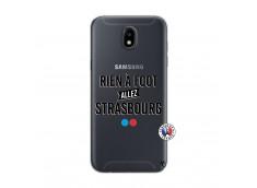 Coque Samsung Galaxy J5 2017 Rien A Foot Allez Strasbourg