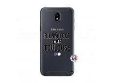 Coque Samsung Galaxy J5 2017 Rien A Foot Allez Toulouse