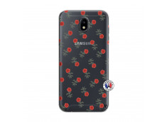 Coque Samsung Galaxy J5 2017 Rose Pattern