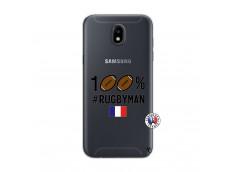 Coque Samsung Galaxy J5 2017 100% Rugbyman