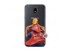 Coque Samsung Galaxy J5 2017 Super Papa et Super Bébé