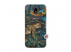 Coque Samsung Galaxy J5 2017 Leopard Jungle