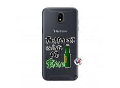 Coque Samsung Galaxy J5 2017 Tout Travail Merite Sa Biere