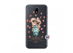 Coque Samsung Galaxy J5 2017 Puppies Love