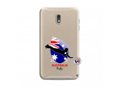 Coque Samsung Galaxy J6 2018 Coupe du Monde Rugby-Australia