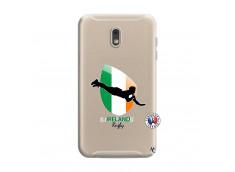 Coque Samsung Galaxy J6 2018 Coupe du Monde Rugby-Ireland