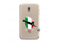 Coque Samsung Galaxy J6 2018 Coupe du Monde Rugby-Italy