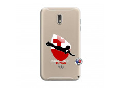 Coque Samsung Galaxy J6 2018 Coupe du Monde Rugby-Tonga