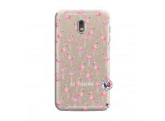 Coque Samsung Galaxy J6 2018 Flamingo