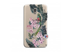 Coque Samsung Galaxy J6 2018 Flower Birds