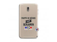 Coque Samsung Galaxy J6 2018 Frappe De Batard Comme Benjamin