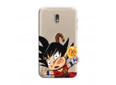 Coque Samsung Galaxy J6 2018 Goku Impact