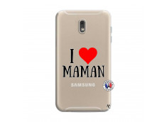 Coque Samsung Galaxy J6 2018 I Love Maman