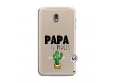 Coque Samsung Galaxy J6 2018 Papa Tu Piques
