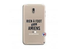 Coque Samsung Galaxy J6 2018 Rien A Foot Allez Amiens