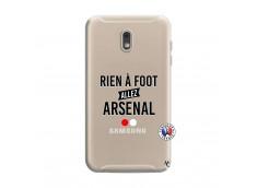 Coque Samsung Galaxy J6 2018 Rien A Foot Allez Arsenal