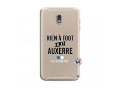 Coque Samsung Galaxy J6 2018 Rien A Foot Allez Auxerre
