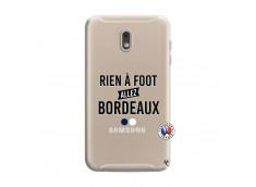 Coque Samsung Galaxy J6 2018 Rien A Foot Allez Bordeaux