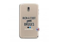 Coque Samsung Galaxy J6 2018 Rien A Foot Allez Bruges