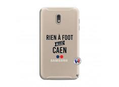 Coque Samsung Galaxy J6 2018 Rien A Foot Allez Caen
