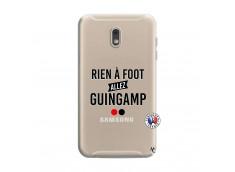 Coque Samsung Galaxy J6 2018 Rien A Foot Allez Guingamp