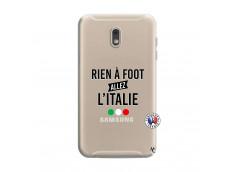 Coque Samsung Galaxy J6 2018 Rien A Foot Allez L'Italie