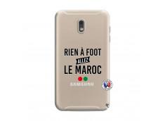 Coque Samsung Galaxy J6 2018 Rien A Foot Allez Le Maroc