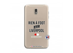 Coque Samsung Galaxy J6 2018 Rien A Foot Allez Liverpool