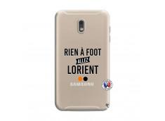 Coque Samsung Galaxy J6 2018 Rien A Foot Allez Lorient