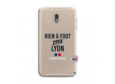 Coque Samsung Galaxy J6 2018 Rien A Foot Allez Lyon