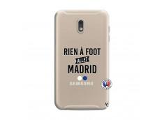 Coque Samsung Galaxy J6 2018 Rien A Foot Allez Madrid