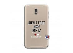 Coque Samsung Galaxy J6 2018 Rien A Foot Allez Metz