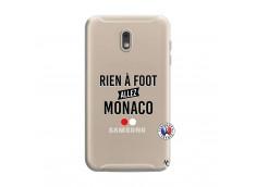 Coque Samsung Galaxy J6 2018 Rien A Foot Allez Monaco
