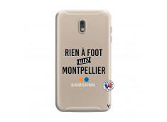 Coque Samsung Galaxy J6 2018 Rien A Foot Allez Montpellier