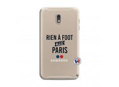Coque Samsung Galaxy J6 2018 Rien A Foot Allez Paris