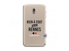 Coque Samsung Galaxy J6 2018 Rien A Foot Allez Rennes