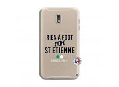 Coque Samsung Galaxy J6 2018 Rien A Foot Allez St Etienne