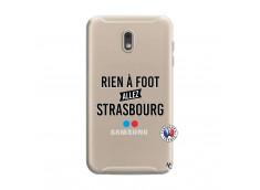 Coque Samsung Galaxy J6 2018 Rien A Foot Allez Strasbourg